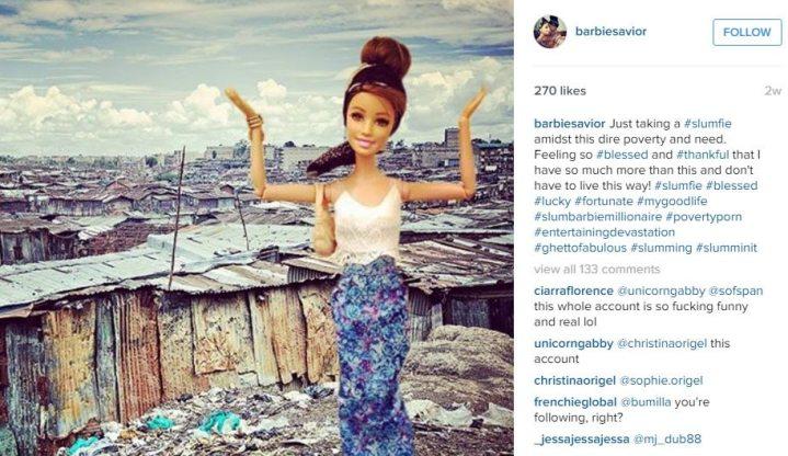 barbie-savior